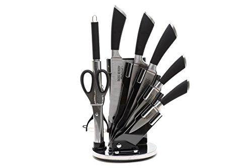 Lot de couteaux de cuisine de ross henery professional 8 - Lot de couteaux de cuisine ...