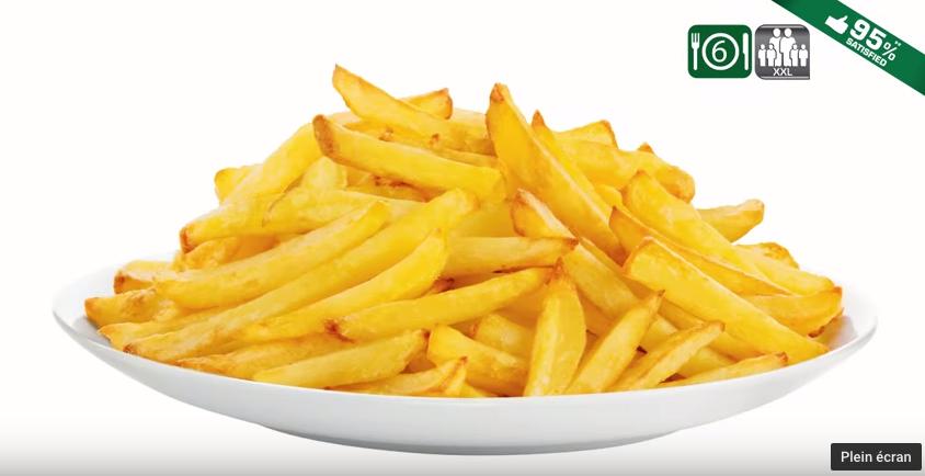 frites sans huile regime minceur